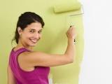 Окраска стен правильным способом
