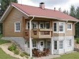 Особенности строительства дома на уклоне