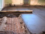 Основные правила устройства бетонной стяжки