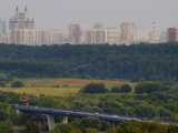 В Москве планируют построить дублер Крылатского моста.