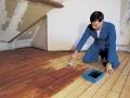 Советы по окраске деревянных поверхностей