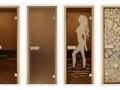 Как выбрать двери для бани