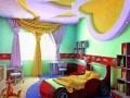 Как оформить детскую комнату своими руками для мальчика и девочки